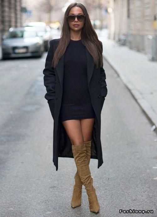 Модницы в ботфортах