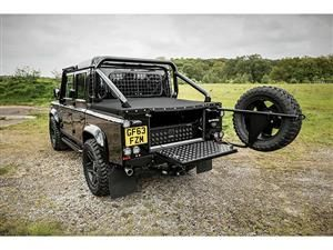 Used 2015 Land Rover Defender TD XS DCB for sale in Staffordshire from Brittle Motor Group.