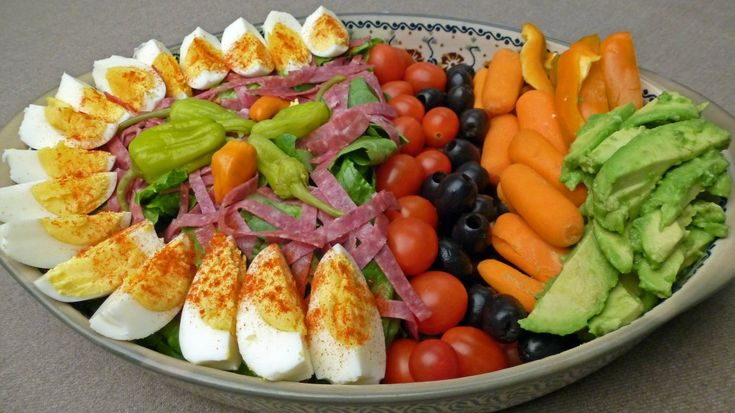 This past weekend I had a lasagna dinner request, so I decided to make a composed antipasto salad to go with it, and it was certainly worth a picture. I do similar salads, when I'm cooking at the l...