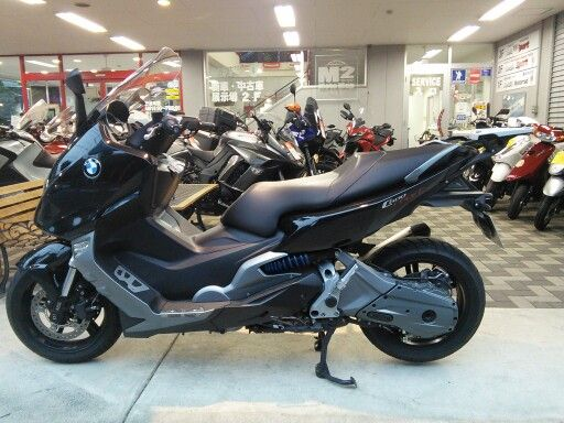 I think C600 is a supersport motercycle of scooters.