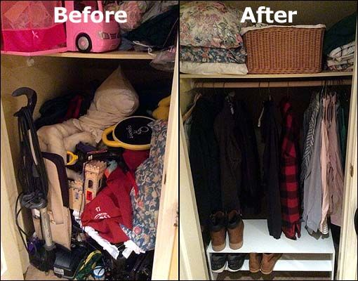 Before And After Photos Of Marie Kondo Work Google