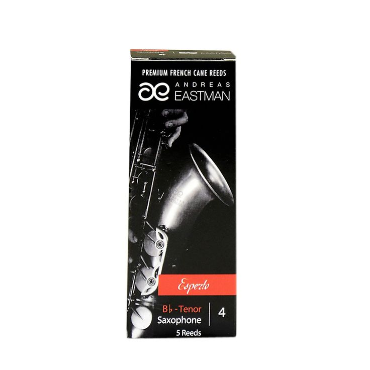 Andreas Eastman Esperto Tenor Saxophone Reeds Strength 4 Box of 5