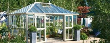 Contemporary Greenhouses & Modern Glasshouses