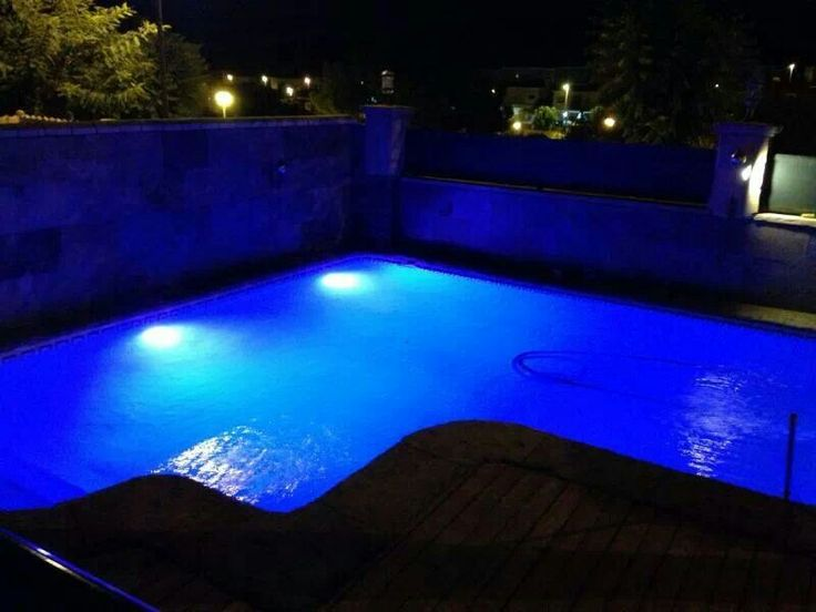 products swimming led light lights pool pal
