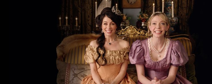 Another Period - Comedy Central-- This show is so Der Letzte Tanz I can't handle it