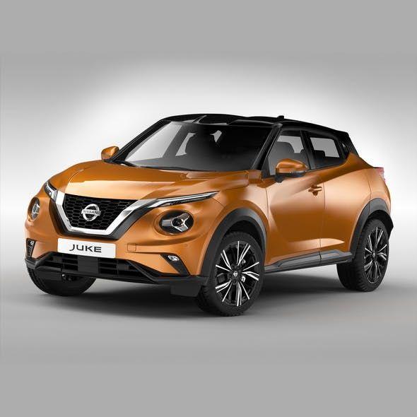 Nissan Juke 2020 By Swan3dstudios 3docean In 2020 Nissan Juke Nissan Nissan Cars