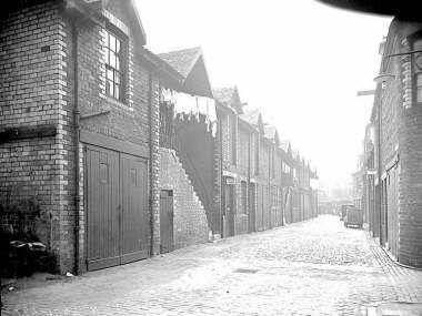 Ashton Lane, 1933