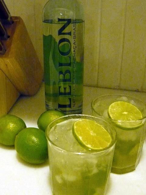 Caipirinha is now one of my favorite drinks thanks to Fogo de Chao's. Not to hard to make either. I linked the recipe I use.