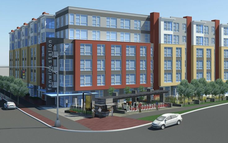 New Apartments Downtown Silver Spring Md
