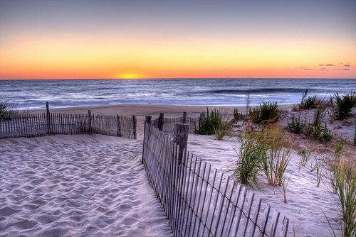 Good Morning friends! Photo of Bethany Beach, Delaware.