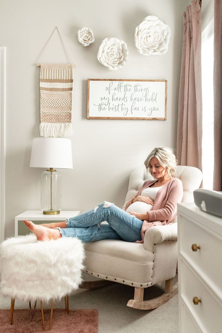 Baby – Nursery Reveal