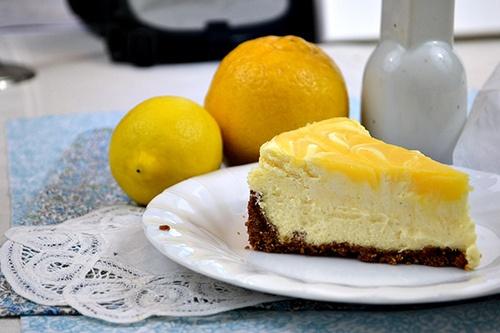 Lemon ginger cheesecake | Cheese Cheese Cheese | Pinterest