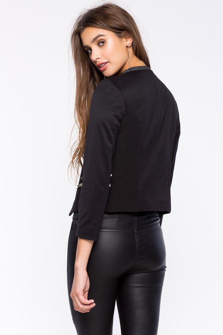 Блейзер Размеры: S, M, L Цвет: черный, кремовый, винный/бордо Цена: 949 руб.     #одежда #женщинам #блейзеры #коопт