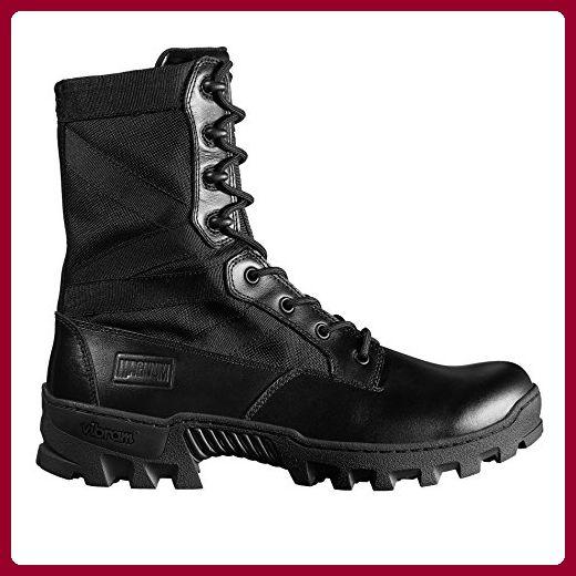 HI-TEC - Magnum Spartan XTB Black Dschungel Djungle Boots Stiefel Einsatz Schwarz - Stiefel für frauen (*Partner-Link)