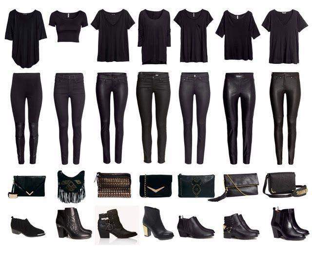 Hella Vintage: All Black Everything...