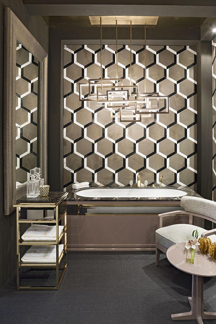 Academy Collection, designed by Massimiliano Raggi for Oasis. #interiordesign #luxury #bathroom