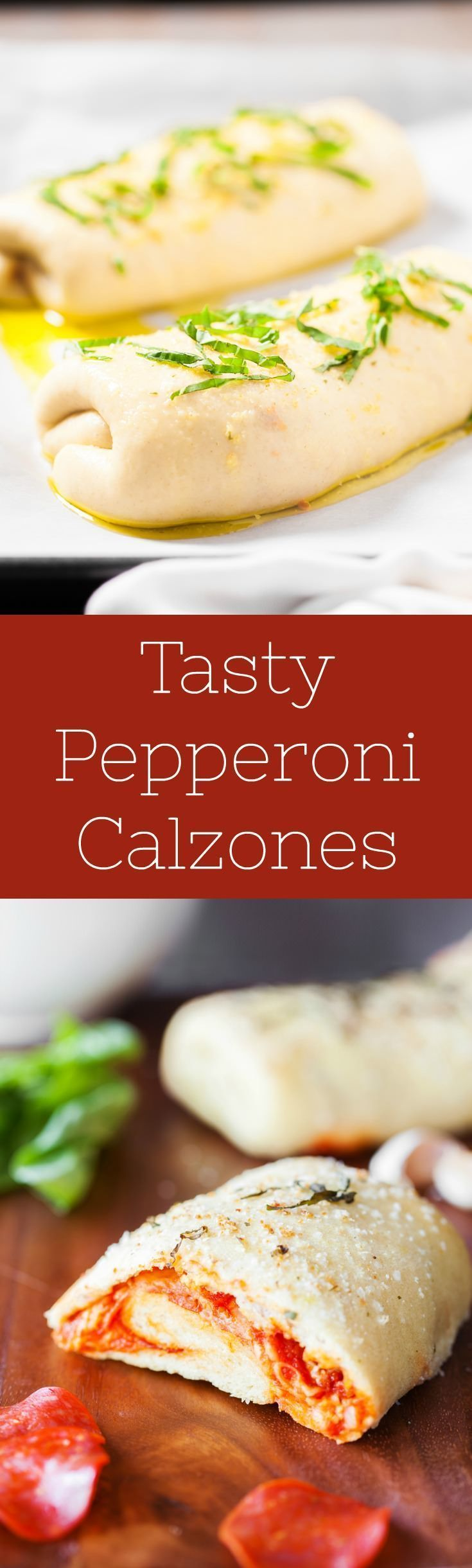 It can be expensive to fill a calzone craving on a regular basis. Get inspired by this calzone recipe with no yeast dough - it's so simple and yummy!