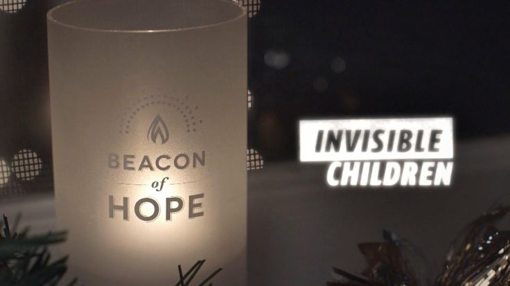 This holiday season, Invisible Children is lighting the way home for kidnapped child soldiers. Watch the video to learn more about our limited edition commemorative candle.