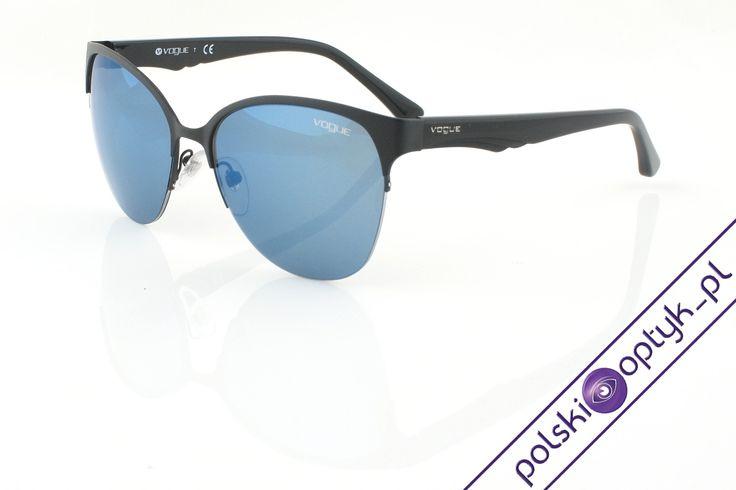 Okulary przeciwsłoneczne damskie Vogue VO 3919-S 352/55  #okulary #glasses #eyewear #eyeglasses #oprawki #vogue