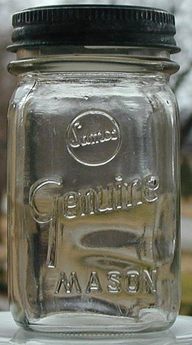 how to clean mason jars before canning