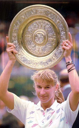 You can have a certain arrogance, and I think that's fine, but what you should never lose is the respect for the others.  _Steffi Graf