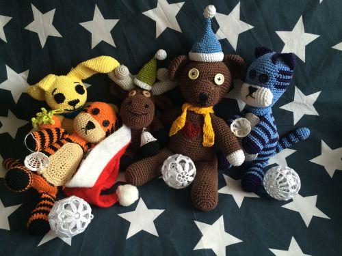 #christmas #crochet #diy