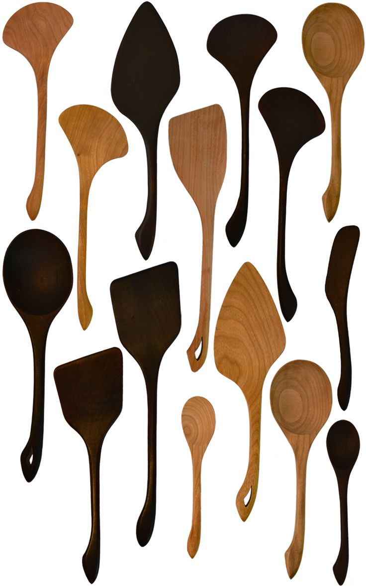 "These ""Tree Spoons"" were great.  Regretting not picking a few up for gifts. Loved their tiny salt spoons and honey spoon."