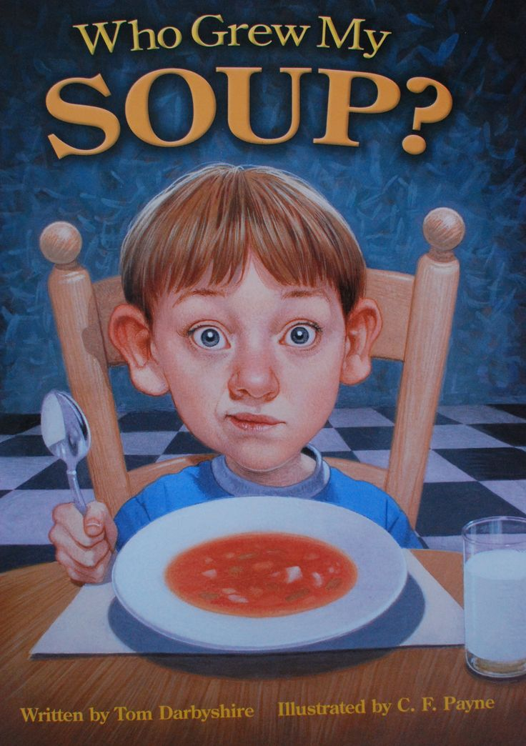 Who Grew My Soup, a Farm Lesson plan. Good for careers to introduce agriculture careers