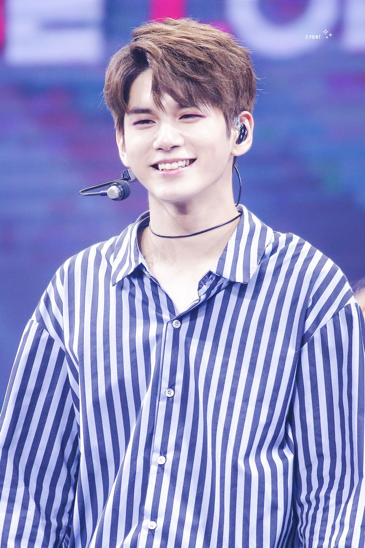 Wanna One Ong Seong Woo