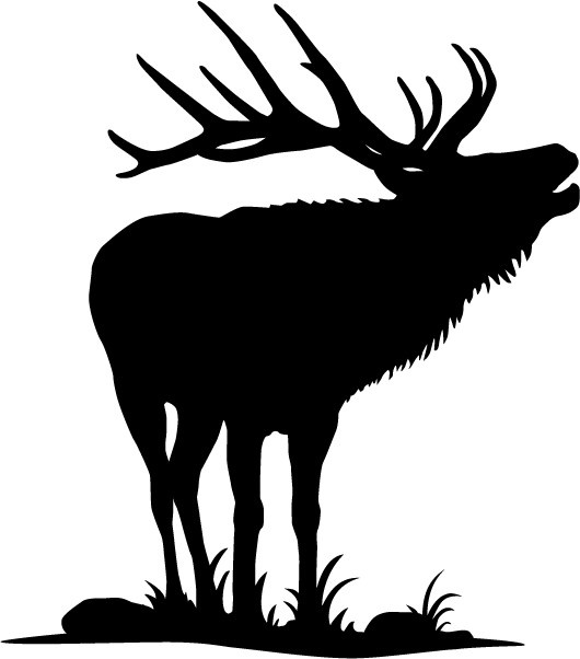 Elk Decal By Twincreeksphoto On Etsy 7 00 Cameo