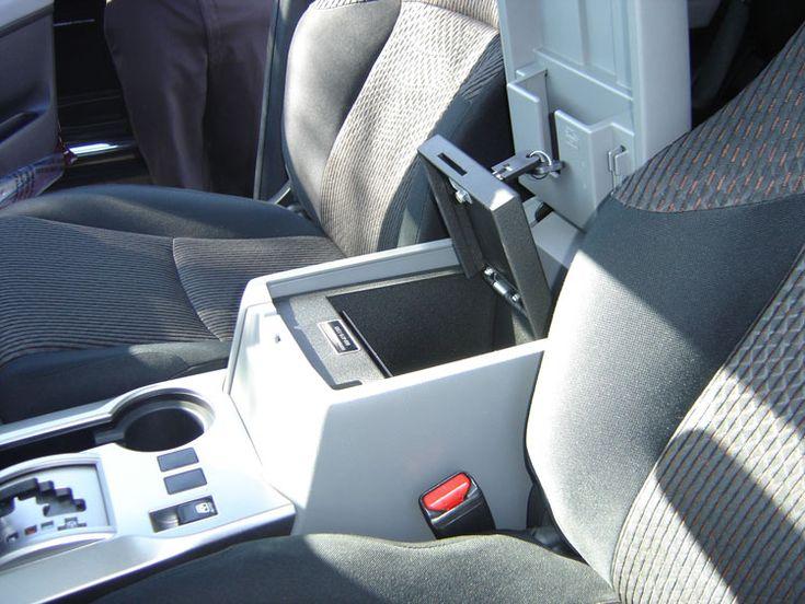 Console Vault Toyota 4 Runner 2010 - 2014