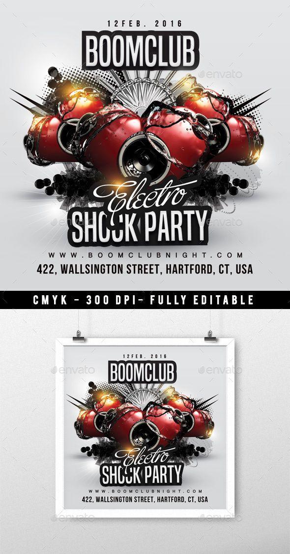 Electro Shock Party