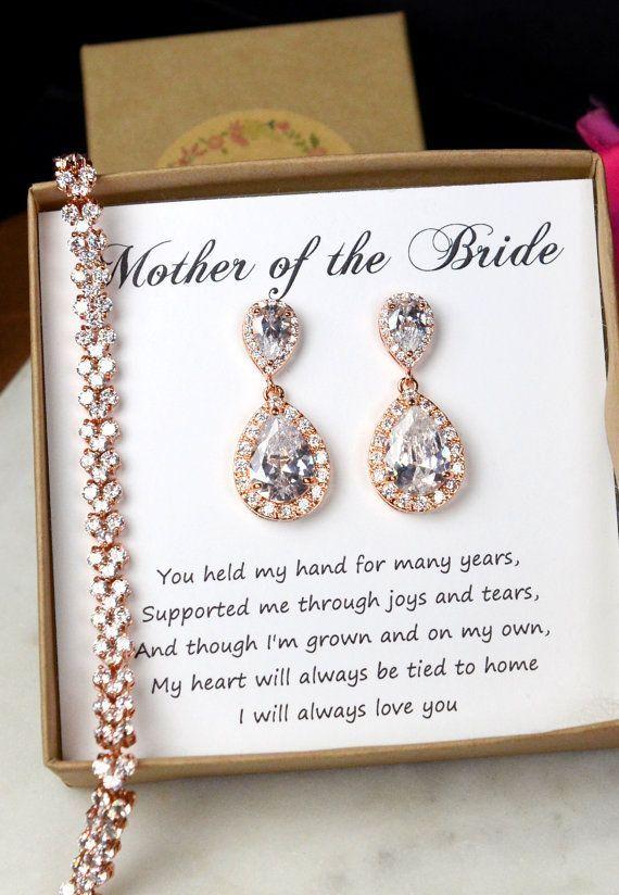 HochzeitsarmbandMutter der Braut Geschenk von thefabbridal3 auf Etsy