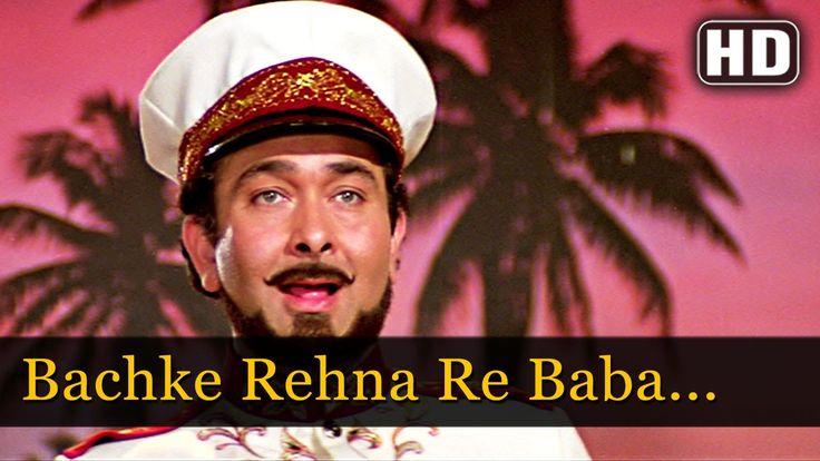 Bach Ke Rehna Re Baba - Amitabh Bachchan - Randhir Kapoor - Zeenat Aman ...