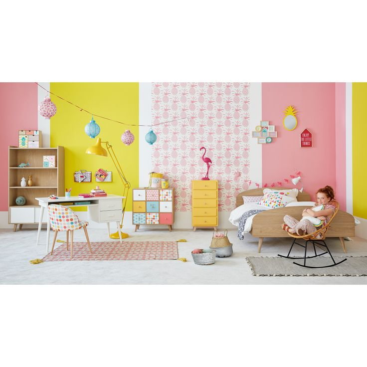 d couvrez la collection junior 2016 maisons du monde dans. Black Bedroom Furniture Sets. Home Design Ideas