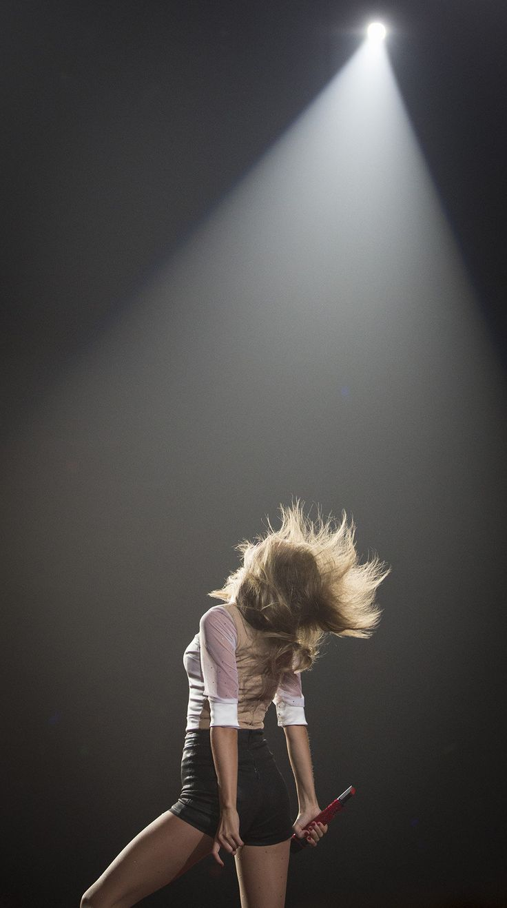 Taylor Swift on her RED Tour...this was the best concert!