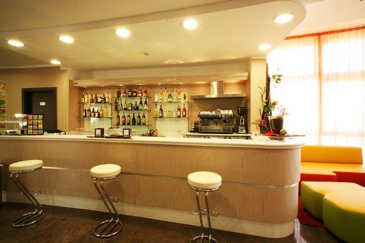 Record Hotel - bar dell'albergo