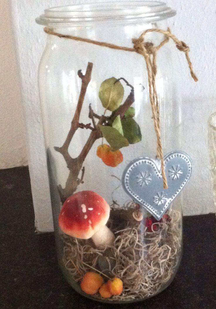 17 beste idee n over herfst decoraties op pinterest for Decoratie spullen