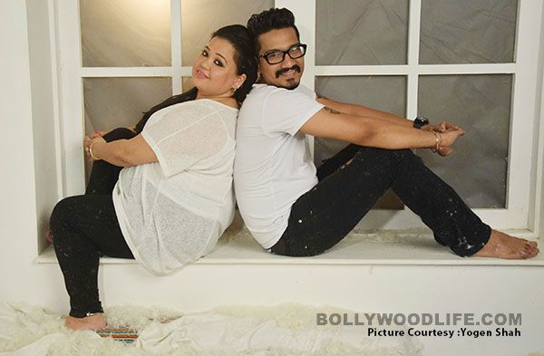 Bharti Singh and Harsh Limbachiyaa's pre-wedding shoot is too romantic for words – view HQ pics #FansnStars