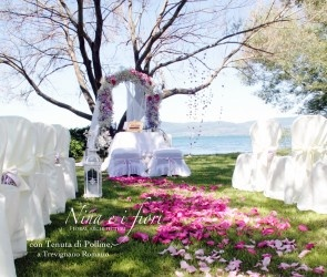 wedding by the lake_ Nina e i Fiori