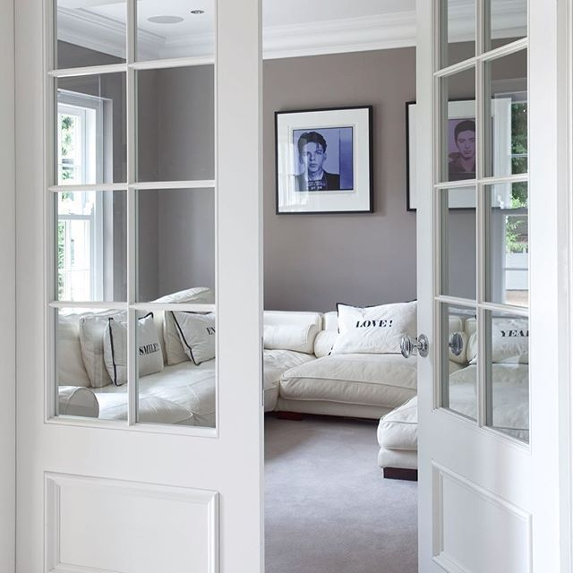 Howdens French Doors: 25+ Best Ideas About Internal Glazed Doors On Pinterest