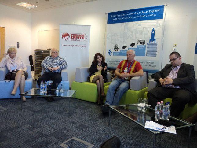 A CSR elsődleges terepe az oktatás (CSR Délután Debrecenben))