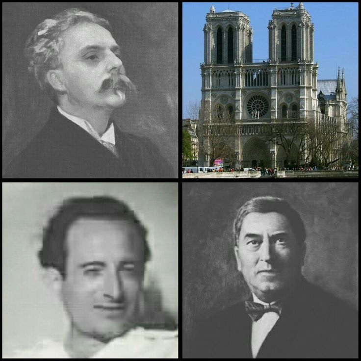 The Birmingham Festival Choral Society concert on 19th November will feature sacred choral music by French composers Fauré, Duruflé and Dattas. Dattas was organist at Notre Dame in Paris and father of one of our second sopranos.