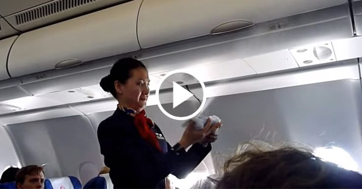 """Have you ever hopped on an international flight to notice a """"dirty sock"""" smell radiating throughout the cabin? Or maybe you've noticed the flight attendants walking around spraying something that looks like Febreeze into the air, but the smell tells you otherwise? You may have witnessed a chemical spray that put your health at risk. #Monsanto #airplanes #insecticides"""