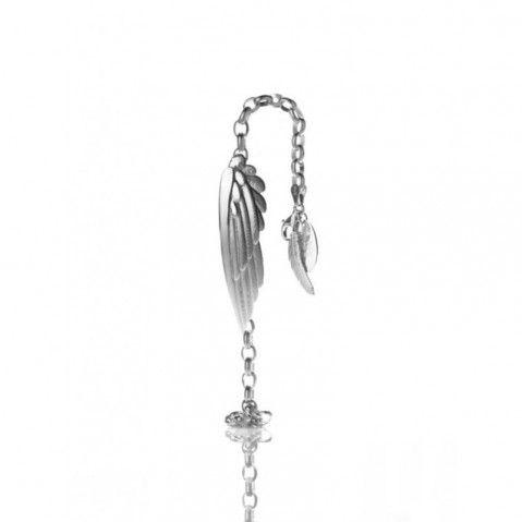 JBTMS10- Karearea Wing Bracelet Designed by New Zealand Designer Boh Runga $306