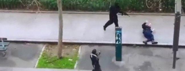 Uncensored Footage of Paris Terror Attack Raises Serious Questions