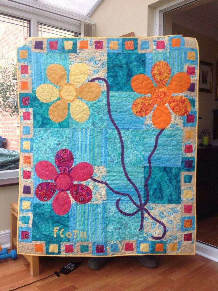 Flora's Quilt.