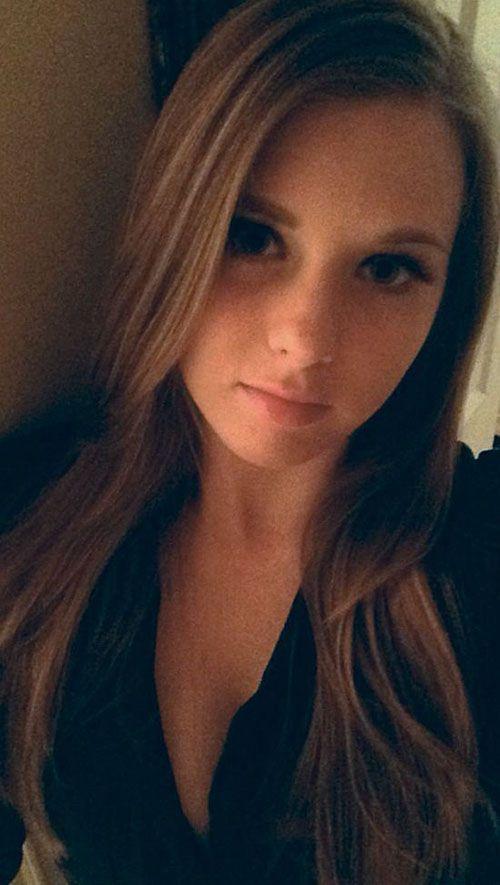 Amateur teen selfie