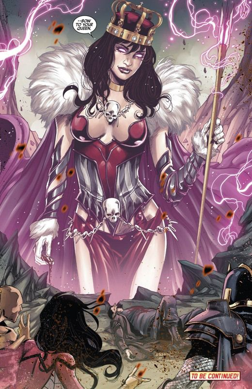1000 Images About Morgan Le Fay On Pinterest Marvel