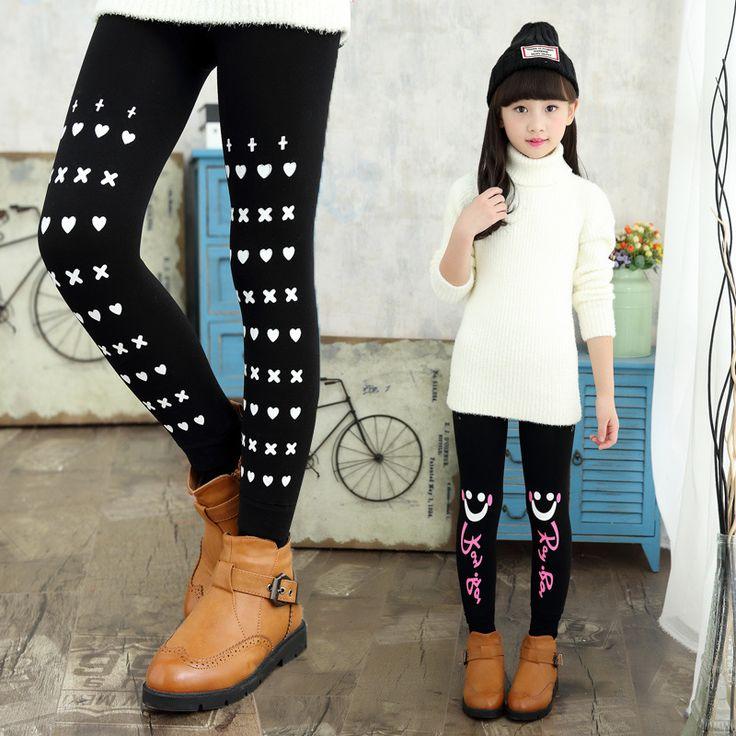 >> Click to Buy << The New 2016 Joker Panty Girl Winter Trousers Children And Velvet Leggings Increasing Children's Wear #Affiliate
